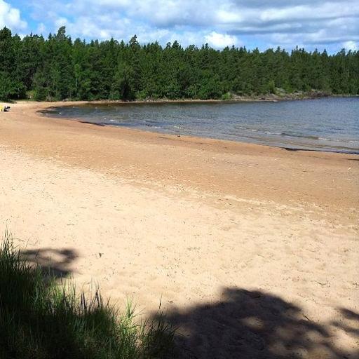 Ursands badplats, Vänersborg