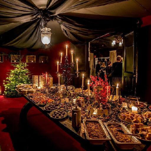 Klassiskt svenskt julbord i Stockholm