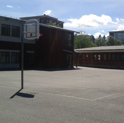 KRONAN basketbollplan