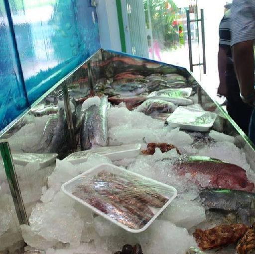 Hải sản tươi sạch Sakymart