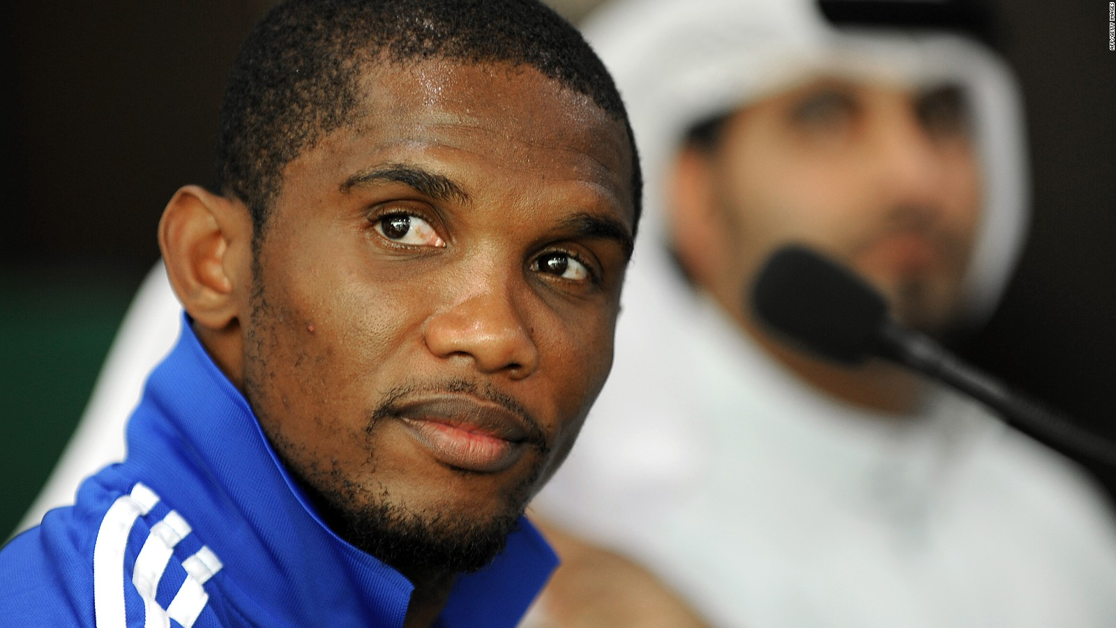 Samuel Eto o Denies Libya Rescue Claims line Entertainment and