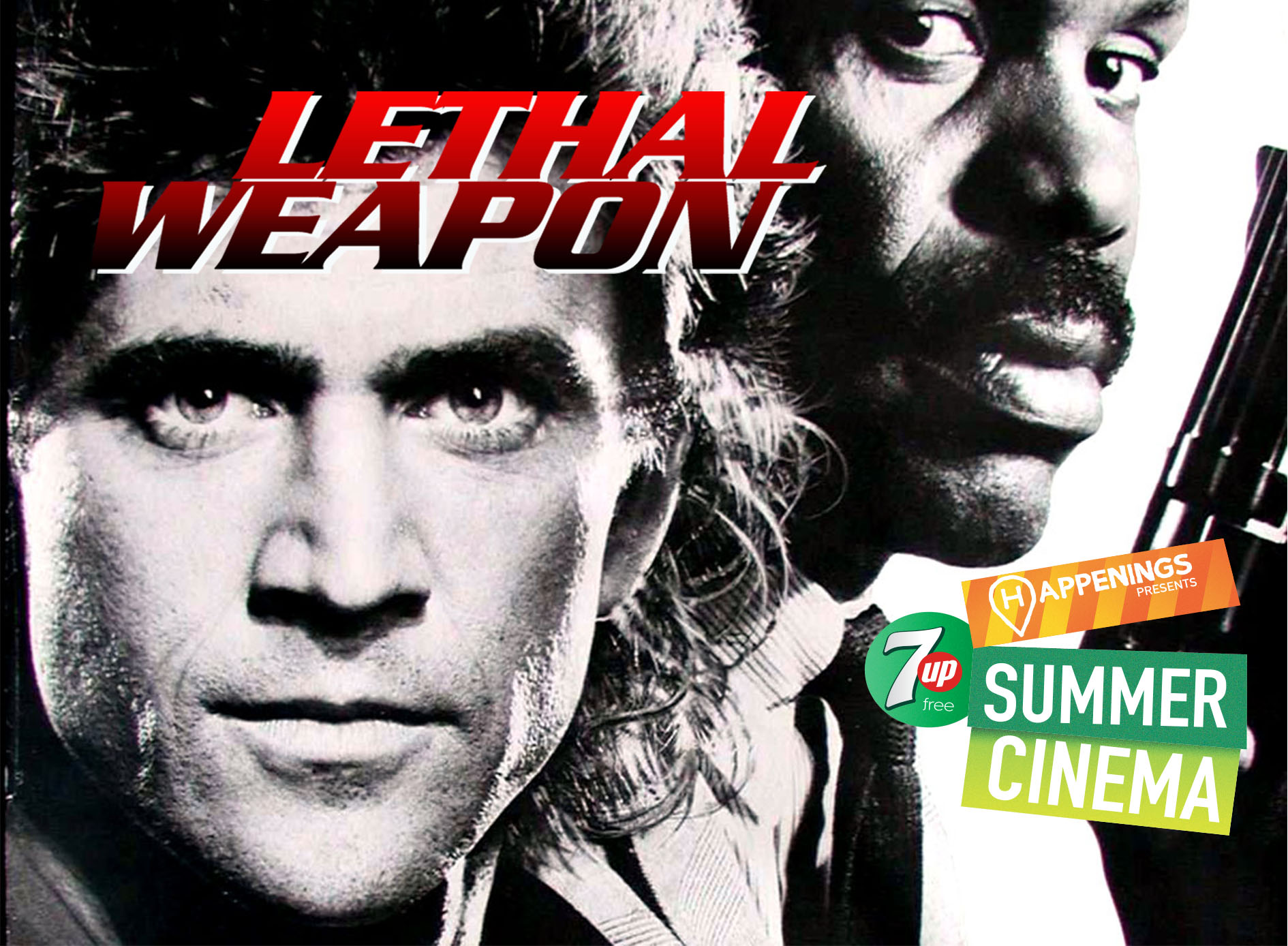 Lethal weapon files