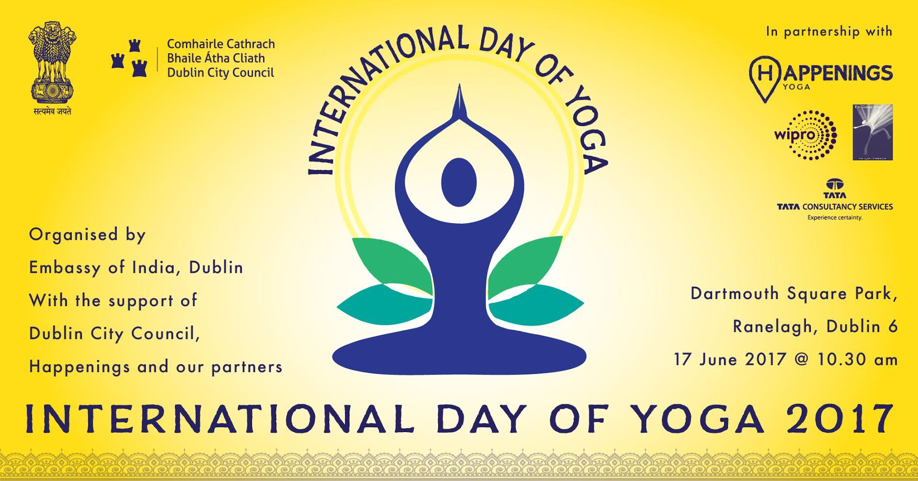 International day of yoga   fb