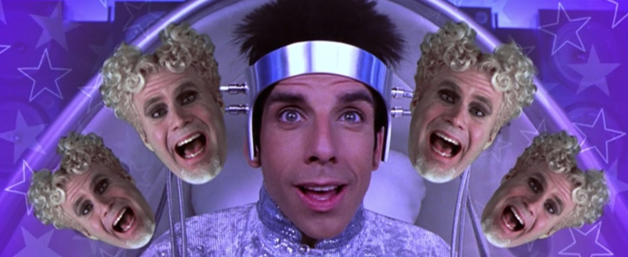 Will ferrell and zoolander image