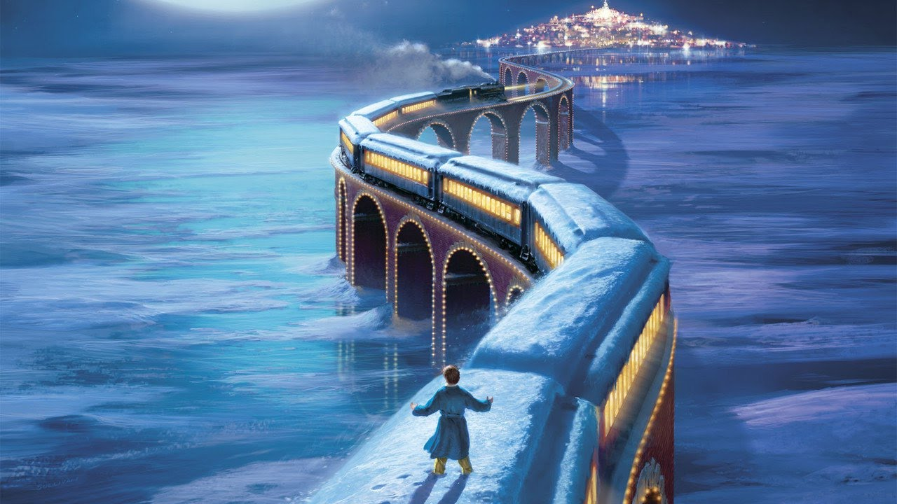 Polar express feaure photo
