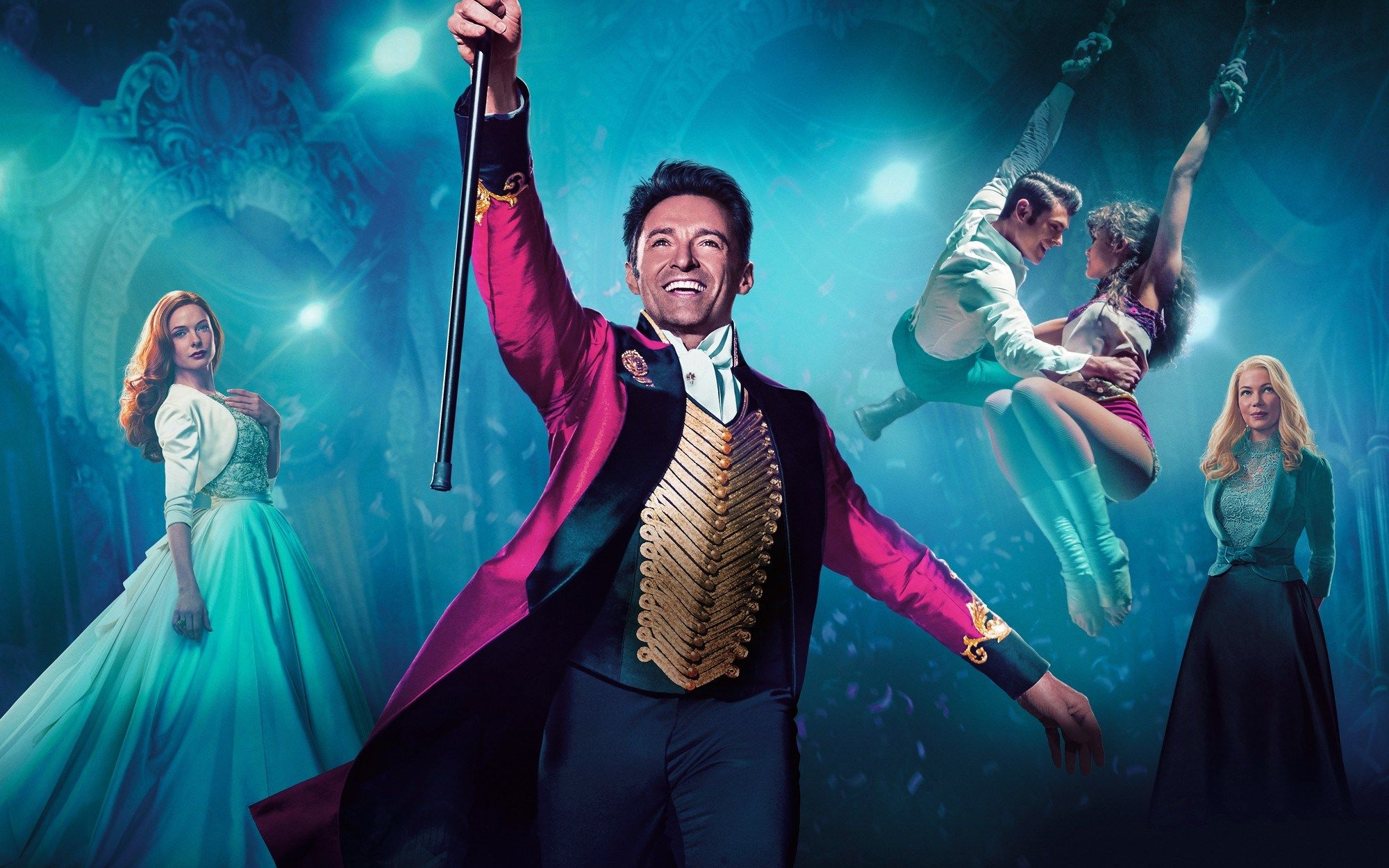 The greatest showman hd