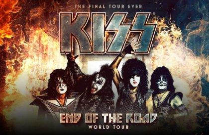 Kiss Tour 2020.Kiss į Paskutinį Tura įtraukė Ir Pasirodyma Lietuvoje
