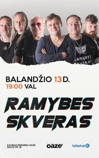 Ramybes Skveras - sidebar