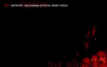 Antipope - Red Goddess