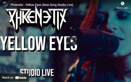 Phrenetix - Yellow Eyes