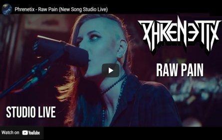 Phrenetix - Raw Pain