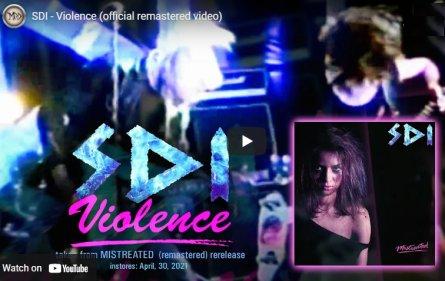 S.D.I. - Violence