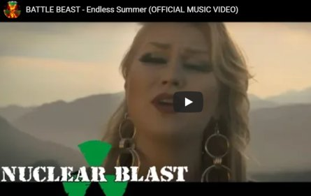 Battle Beast - Endless Summer