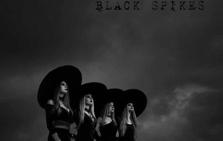 Publikuojamas Black Spikes pasirodymo Šiauliuose vaizdo įrašas