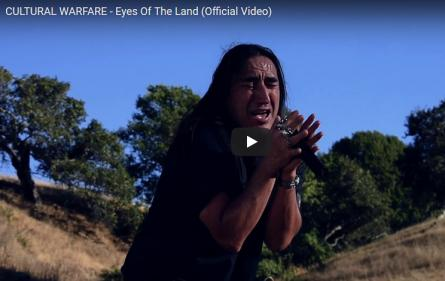 Cultural Warfare - Eyes Of The Land