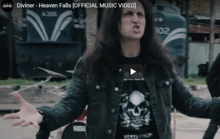 Diviner - Heaven Falls