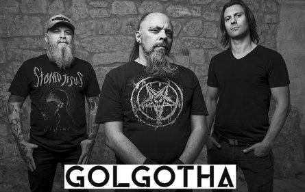 Ispanai Golgotha publikuoja dar vieną būsimo albumo kūrinį