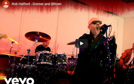 Rob Halford - Donner and Blitzen