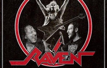 Raven publikuoja kūrinį iš būsimo koncertinio albumo
