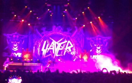 Slayer Lenkijoje: kai išeinama aukštai pakelta galva