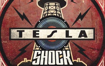 Kovą - naujas Tesla albumas