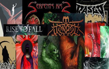 Spalio mėnesio undergroundo albumų apžvalga