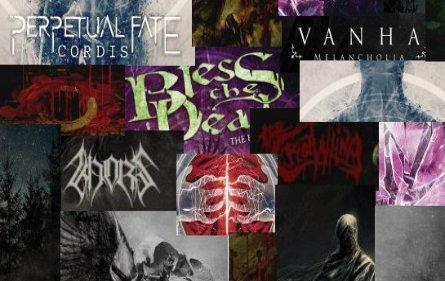 Gruodžio mėnesio undergroundo albumų apžvalga