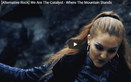 We Are The Catalyst - Where The Mountain Stands
