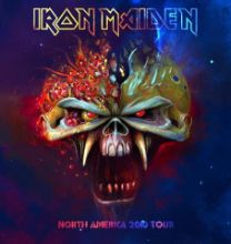 \Iron Maiden\ pristatė naują talismano įvaizdį
