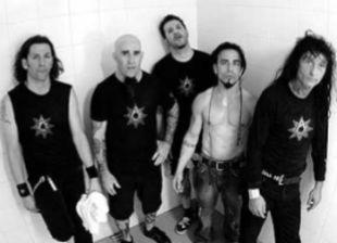 Anthrax naujas albumas nukeltas į rudenį