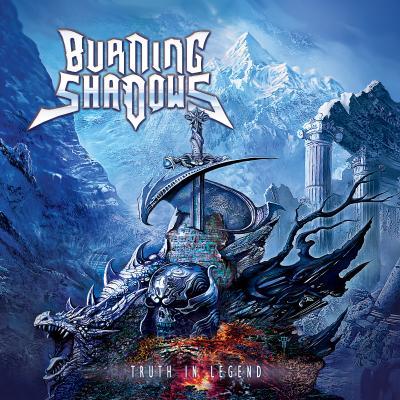 Burning Shadows išleidžia trečiąjį albumą