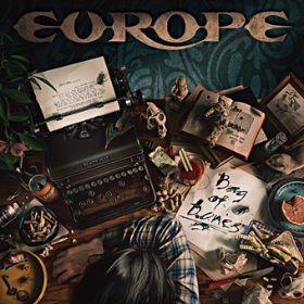 Europe publikuoja naujo albumo viršelį