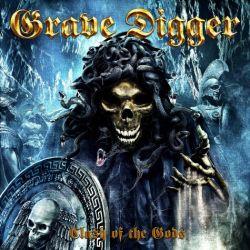 Grave Digger publikuoja naujo albumo viršelį