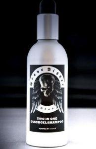 Pradedama prekiauti Grave Digger... šampūnu
