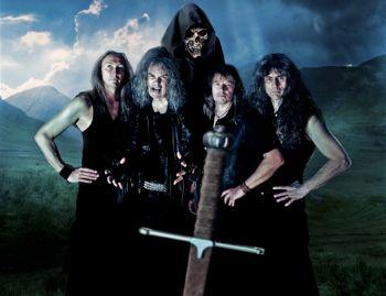 Vasarą - naujas Grave Digger albumas