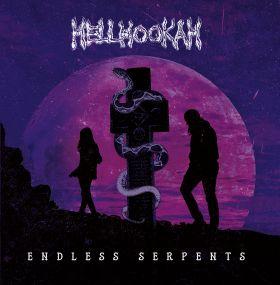 Vilniaus Doom Metal duetas Hellhookah viešina pilną Endless Serpents albumą