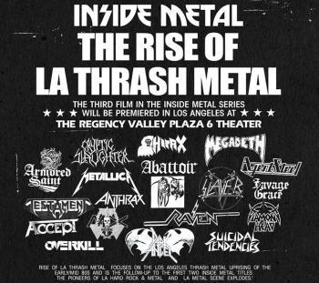 Šią vasarą - trečiosios Inside Metal dalies DVD