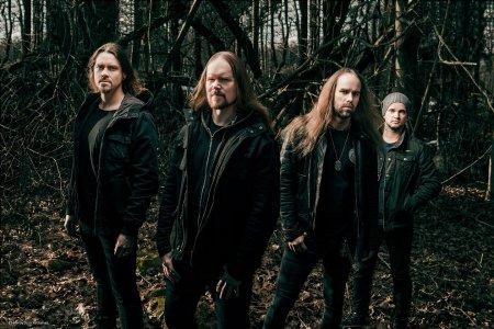 Suomijos melodingo metalo grupė Insomnium pavasarį koncertuos Lietuvoje