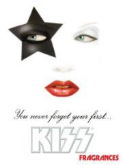 Atnaujinta \KISS\ parfumerijos linija