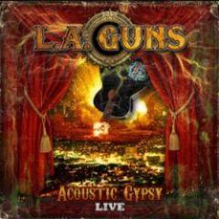 L.A. Guns primena apie save koncertiniu albumu