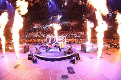 Metallica Lietuvoje: San Francisko ketveriukę nurašyti dar anksti