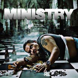 Ministry publikuoja albumo viršelį