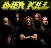 OverKill koncertinis turas laikinai sustabdytas