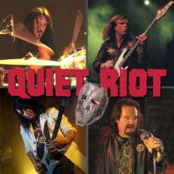 Quiet Riot išsiruošia į turą su nauju vokalistu