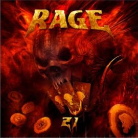 Rage išleidžia naują albumą