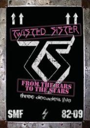 Išleidžiamas Twisted Sister rinktinis koncertinis albumas
