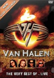 Lapkritį - koncertinis Van Halen dvd