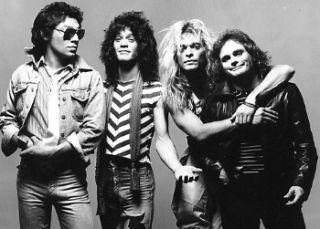 Roko legendos pagerbs grupę Van Halen