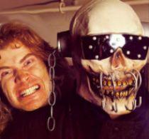 Megadeth talismanas pasirodė ant scenos