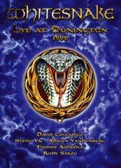 Istorinis Whitesnake pasirodymas - cd/dvd diskuose